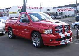 100 Edmunds Used Trucks Red With White Stripe Dodge_Ram_SRT10 Dodge Ram Srt 10