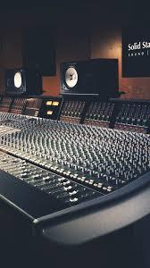 Audio Mixer Machine Speakers Studio Android Wallpaper