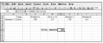 Ceiling Function Excel Vba by Using Math Functions To Figure Basic Math Answers In Excel