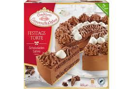 schokoladen sahne torte mit biskuitboden tk coppenrath wiese