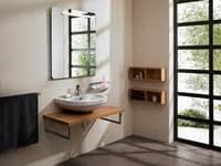 ambrosya exklusiver duschkorb aus edelstahl ablage bad badezimmer badregal duschablage dusche duschregal eckablage halter halterung korb regal