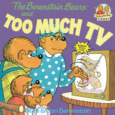 The Berenstain Bears And Too Much TV Stan Jan 8601400994986 Amazon Books