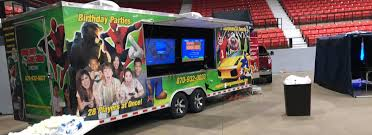 100 Game Truck Prices Little Rock Arkansas Video Party Mobile Video Station