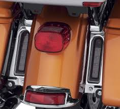 electra glo keystone auxiliary led run brake turn ls
