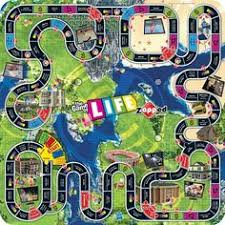 Inspiring Printable Board Game Of Life Images Free Boards Template Zapped Edition