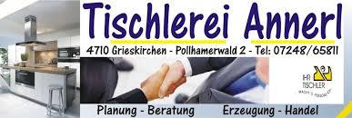 tischlerei annerl oberösterreich grieskirchen tollet