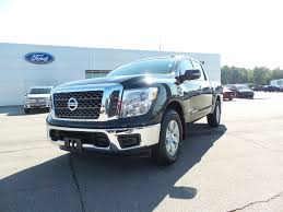 100 Nissan Titan Truck Used 2017 SV For Sale Columbia MS