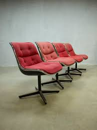 Knoll Pollock Chair Vintage by Midcentury Vintage Design Stoel Pollock Chair Office Chair Dinner