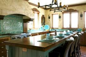 Modern Spanish Country Kitchen Decor Ideas 5