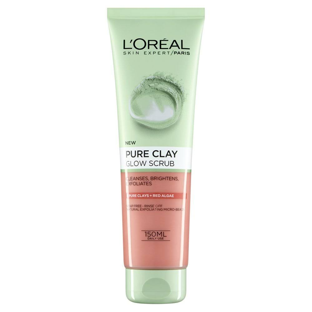 L'Oreal Paris Pure Clay Foam Wash - 150ml