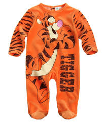 Disney Bath Sets Uk by Disney Tigger Baby Overall Orange Amazon Co Uk Clothing