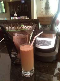 Heaven In A Glass Shakeology Frappuccino
