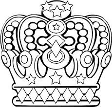 Respect Theme King And Queen Coloring Sheets