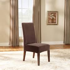 Spandex Chair Covers Rental Stretch Dining Room White Slipcover For ... Parson Chair Slipcovers Design Homesfeed Fniture Decorating Interesting Walmart For Covers Ding Chairs Armchair Covers Set Beautiful Room Argos Pott Charming Habitat Why I Love My White Slipcovered House Full Of Summer Cisco Brothers Parsons Denim Cotton Feather Down Slip Cover Patterns Tufted Home Target Image Australia Counter Height Stool Kitchen Slipcover Elegant For Stylish Look