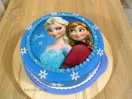 und elsa torte die eiskönigin
