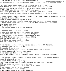 Banana Song Lyrics - Google Search | Awesome | Pinterest | Banana Song Killing Time Clint Black Song Lyrics Pinterest Music Lyrics The Fairly Oddparents Theme Odd Parents Wiki Fandom Shawntaylortunescomlyrics Folk Songs With Alisha Gabriel Free Educational Toddler Learning Videos Online Fun Beyonce Knowles Stop Sign Pdf 12lyrics South African Ice Cream Truck Youtube Songbook Suzi Shelton Ukule Chords Rock New Love Song For Give Me E Reason Tracy 5 Little Pumpkins Sitting On A Gate