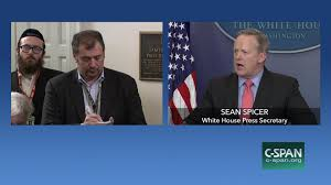 Cabinet Level Agencies Are Responsible To by Sean Spicer Briefs Reporters White House Jan 31 2017 C Span Org
