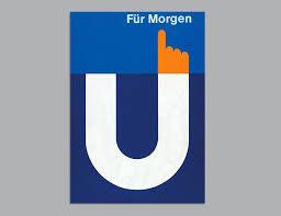 The 1970s Saw Stankowski Create Many Famous Identities Including Logos And Marks For Deutsche Bank Munich Re Munchner Ruckversicherungen REWE