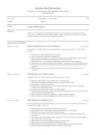 Hotel Receptionist Resume & Writing Guide | +12 Templates | 2019 Receptionist Resume Examples Skills Job Description Tips Sample Pdf Valid Cover Letter For Template Where To Print Front Desk Archaicawful Medical Samples For And Free Forical Reference Velvet Jobs