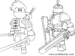 Roblox Coloring Pages Printable Pictures Best Of Free