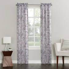 Kmart Curtains Jaclyn Smith by Colormate Summit Window Curtain Panel Shop Your Way Online