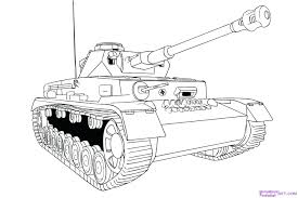 Army Tank Coloring Page Pages Printable Top Tanker Truck Full Size