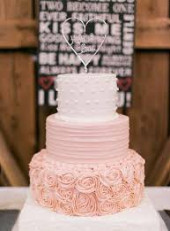 28 Inspirational Pink Wedding Cake Ideas