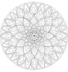 Coloring Pages Mandala Beautiful Ideas Free Printable Mandalas Adults For