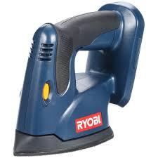 Ryobi 18 Volt ONE Corner Cat Finish Sander Tool ly P400 The