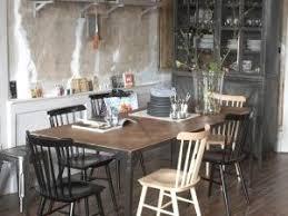 table cuisine bois exotique table de salle à manger style industriel en bois exotique meilleur