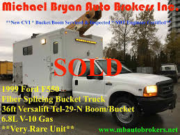 100 Bucket Trucks For Sale By Owner Michael Bryan Auto Brokers Dealer 30998