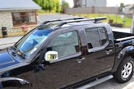 To Fit 2005 - 2016 Nissan Navara D40 Roof Rails Rack Bars 4x4 ... Ford Ranger Tonneau Cover With Rails Egr Alinium Mk56 Pickup Truck Sideboardsstake Sides Super Duty 4 Steps Aa101truck Rail System Trailerrackscom Universal Bed Side Alterations Raptor Series For Under 20 Pictures Putco Pop Up Fast Facts Youtube Truck Adache Rack And Bed Rails 28 Images Steel Universal Avid Tacoma Avid Products Armor Stake Pocket Big Country Accsories 10121 Titan Intake Fuel Yellow Bullet Forums Covers Caps For Sale