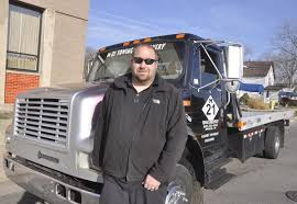 100 How To Start A Tow Truck Business Longtime Tow Truck Driver Steps Into His Own Business Local