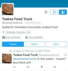 Armenian Food Truck Coming To The OC! – Looking For Food Trucks
