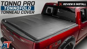 2014 F150 Bed Cover by 2009 2014 F150 Tonno Pro Tonnofold Tonneau Cover Review U0026 Install