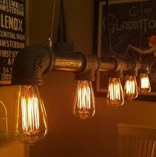 decorating with led edison bulbs