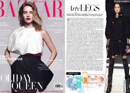 Find The Articles In Most Popular Fashion Magazines S Korea Including InStyle Cosmopolitan Allure Bazaar Sure Etc