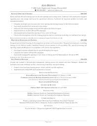 Resume Examples With Server Experience Sample Restaurant