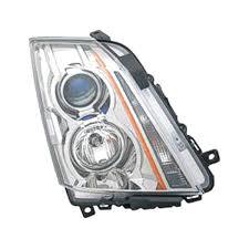 replace皰 gm2503309v passenger side replacement headlight