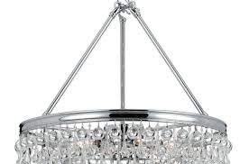 Full Size Of Chandelierbrushed Nickel Drum Chandelier Brushed Crystorama Globe Lighting