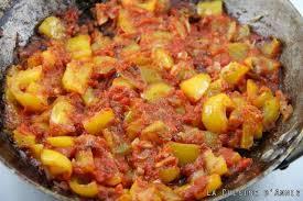 cuisiner les poivrons recette pâtes aux poivrons la cuisine familiale un plat une