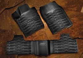 Mopar OEM Jeep Grand Cherokee Slush Floor Mats AutoTruckToys