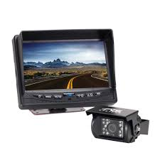 100 Best Backup Camera For Trucks Rear View Safety Inc 540TVL BackUp System With 7 In Flush