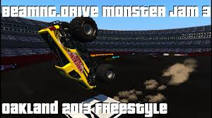 BeamNG.Drive Monster Jam 3; Oakland 2013 12 Truck Freestyle! - YouTube Monster Truck Show Sotimes Involves The Crushing Smaller Monster Jam Orange County Tickets Na At Angel Stadium Of Anaheim Traxxas 110 Bigfoot Classic 2wd Rc Truck Brushed Rtr Reviews In Atlanta Ga Goldstar Show Dc Washington Crushstation Vs Bounty Hunter Jam 2017 Pittsburgh Youtube Tickets Go On Sale September 27th Kvia Intros Verizon Center 2015 Craniac Tq 4a Dc Charger Rcm