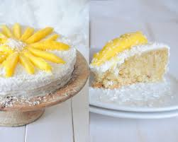krümelkreationen veganer mango kokos kuchen