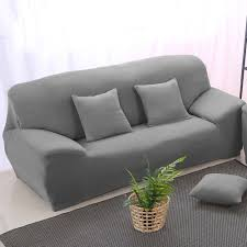 Stretch Slipcovers For Sofa by Waterproof Couch Protector Stretch Sofa Covers Chair Slipcover Bed