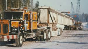 Premay Equipment Beams North Of Conklin On 881 | Heavy Hauling ...