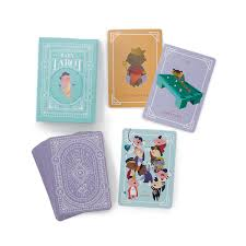 Baby Tarot Cards Baby Shower Game Tarot For Babies