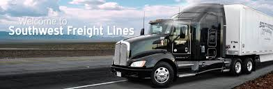 Welcome To Southwest Freight Lines - Home