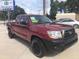 100 Trucks And More Augusta Ga 2007 Toyota Tacoma 8419 L B Motors Inc Used Cars For Sale